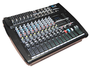 Digi Mix II sound desk